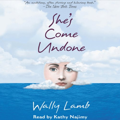 She's Come Undone audiobook cover art