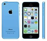 iPhone 5C Blue 16GB Unlocked ATT Tmobile Metro Cricket Straight Talk (Renewed)