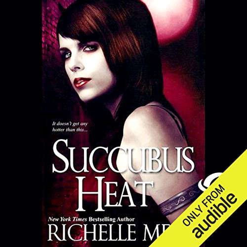 Succubus Heat audiobook cover art