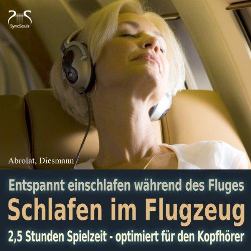Schlafen im Flugzeug und auf Reisen Titelbild