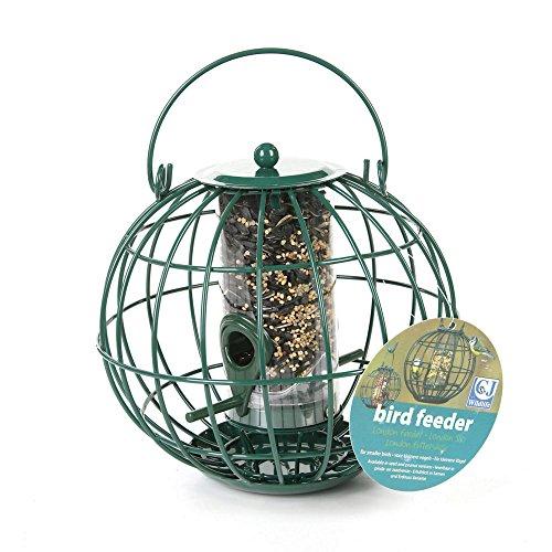 CJ London Globe Seed Feeder 21cm