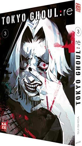 Tokyo Ghoul:re 03