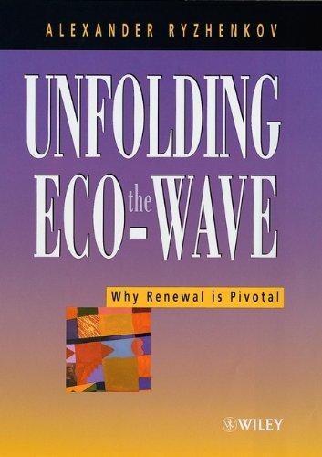 Unfolding the Eco-wave: Why Renewal is Privotal (Financial Economics & Quantitative Analysis)