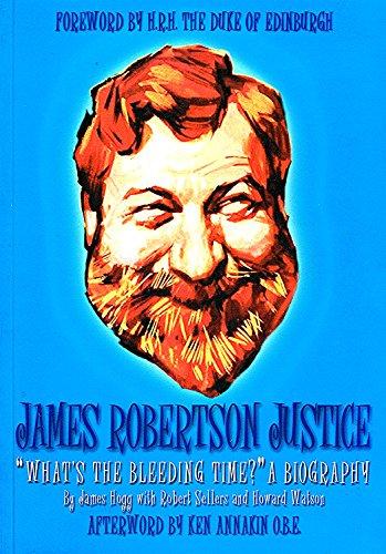 James Robertson Justice: