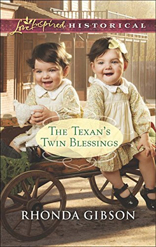 The Texan's Twin Blessings (Mills & Boon Love Inspired Historical) (English Edition)