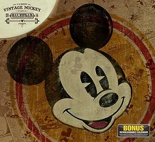 mickey mouse calendar 2014