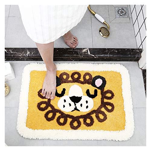 Xinqiankeji Alfombra Absorbente de Agua Antideslizante y destornillado espesando multifunción de Espesamiento en casa baño baño baño