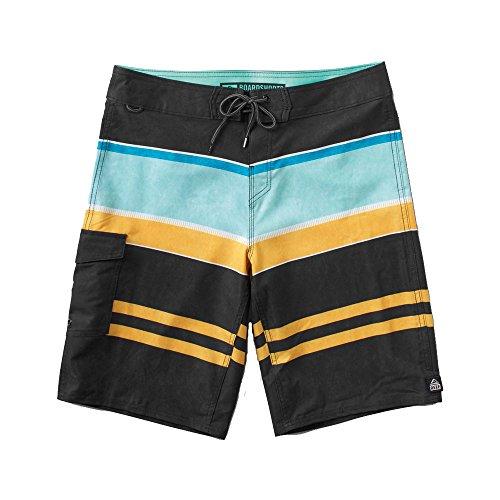 Reef Herren Boardshorts Layered Boardshorts