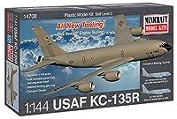 プラッツ 1/144 アメリカ空軍 KC-135R ストラトタンカー プラモデル