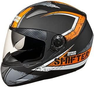 Studds Shifter Helmet D1 Matt BK N10(XL)