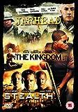 Jarhead/Kingdom/Stealth [Edizione: Regno Unito] [Edizione: Regno Unito]