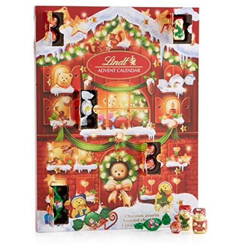 Lindt Bear Advent Calendar (6.3 Ounce)