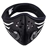 Anti-Polvo Máscara Protectora Smog Face Mask Filtro de Polvo Cubierta Máscaras de...