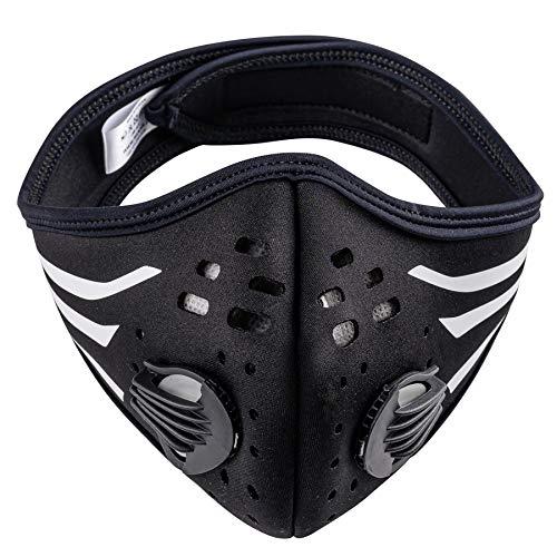 Anti-Polvo Máscara Protectora Smog Face Mask Filtro