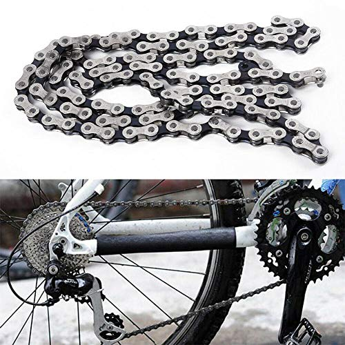 Great Features Of ZoeDul Bicycle Mountain Bike 6/7/8 Speed Chain Fits Bicycle Cycle Chain MTB 116 Li...