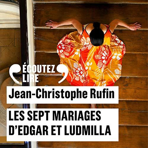 Couverture de Les sept mariages d'Edgar et Ludmilla
