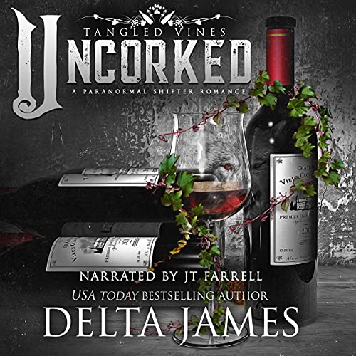 Uncorked cover art