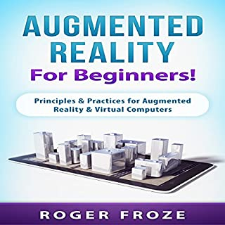Augmented Reality for Beginners! audiobook cover art