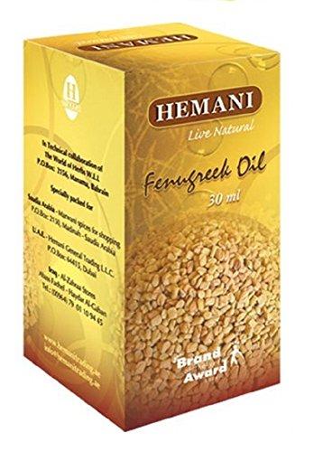 Hemani Fenugreek Oil 30 ml Hemani