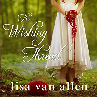 The Wishing Thread audiobook cover art