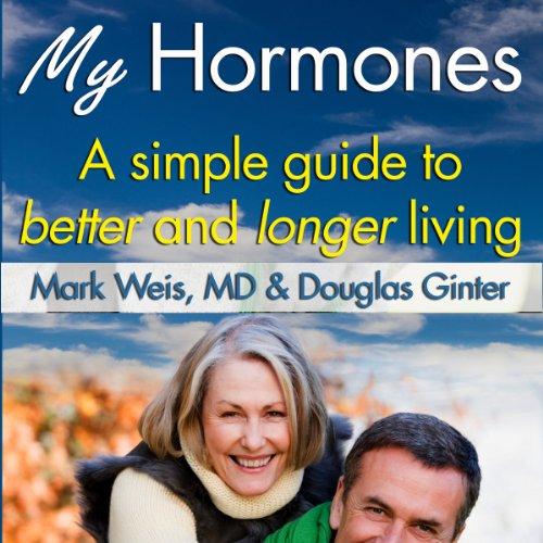 My Hormones audiobook cover art