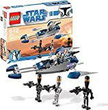 LEGO Star Wars 8015 Assassin Droids Battle Pack - Equipo de Combate Droides Asesinos