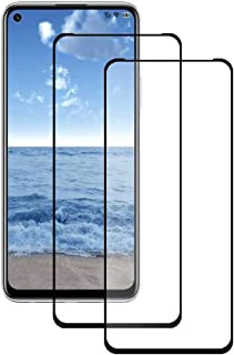 TenDll for Samsung Galaxy F12 Screen Protector, 9H Hardness HD Clear Easy Tempered Glass Screen Protector for Samsung Gala...