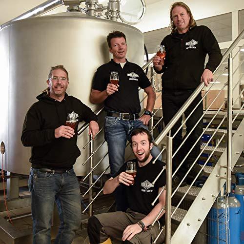 WACKEN BRAUEREI Double India Pale Ale Craft Beer Box 6 x 0,33 l Flasche | TYR | Viking Craftbeer Set Gift for Men | Wikinger Kraft Bier Geschenk für Männer | Party Festival Heavy Metal - 5