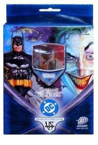 Upper Deck Batman VS. Joker 2-Spieler Starter Set (ENGL.)