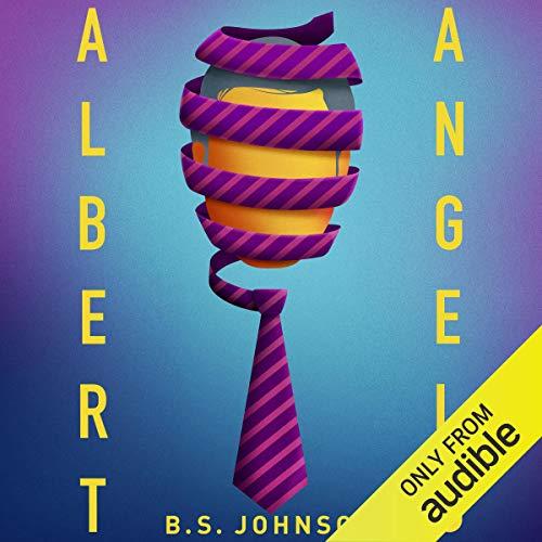 Albert Angelo cover art