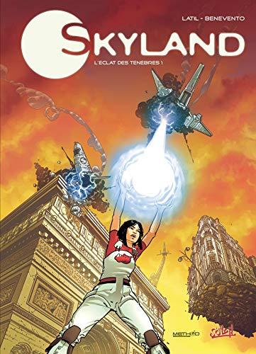 Skyland T01: L'Éclat des ténèbres