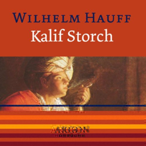 Kalif Storch audiobook cover art