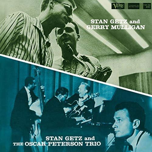 Stan Getz, Gerry Mulligan & The Oscar Peterson Trio