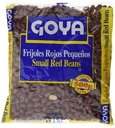 Goya Frijoles Rojos Pequeños - Paquete de 18 unidades