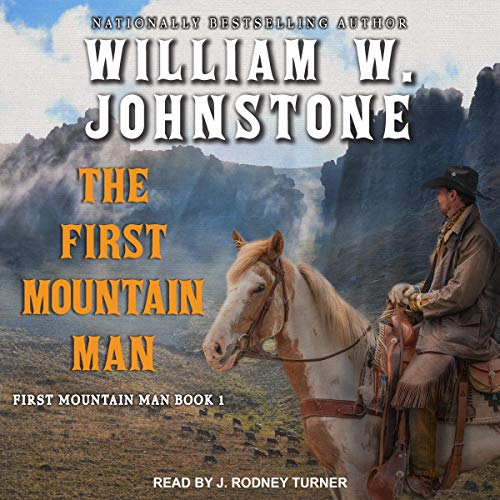 The First Mountain Man cover art