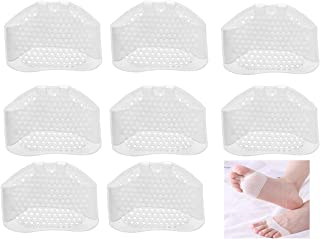 Ball of Foot Cushions Solf Gel Silicone Forefoot Pads,Metatarsal Pads for Women Foot Pain Forefoot pad Gel Forefoot cushio...