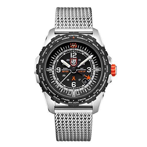 Luminox Unisex Erwachsene Analog Automatik Uhr mit Edelstahl Armband XB.3762