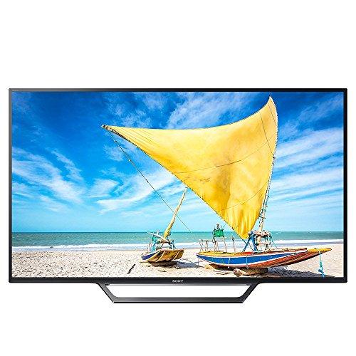 Smart TV, LED, 48', Sony, KDL-48W655D, Full HD, Preto