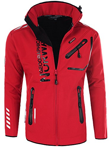 Geographical Norway - Chaqueta Rainman Turbo-Dry hombre