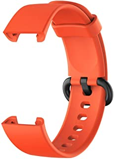 Cinturini per Orologi Sportivi Cinturino in Silicone Cinturino da Polso Compatibile con Mi Watch Lite Compatibile con Redm...