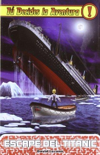 Escape del Titanic: Tú decides la aventura 17
