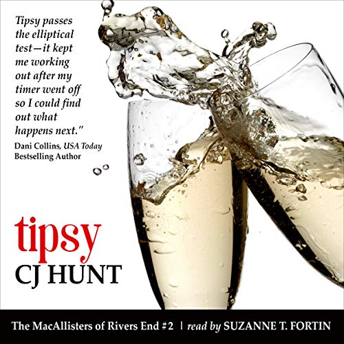 Tipsy: Shannon + Lucas: A Rivers End Romance Novella audiobook cover art