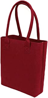 colore: Rosso Borsa per la spesa Clairefontaine X-28233-6C 37,3 x 11,8 x 27,5 cm
