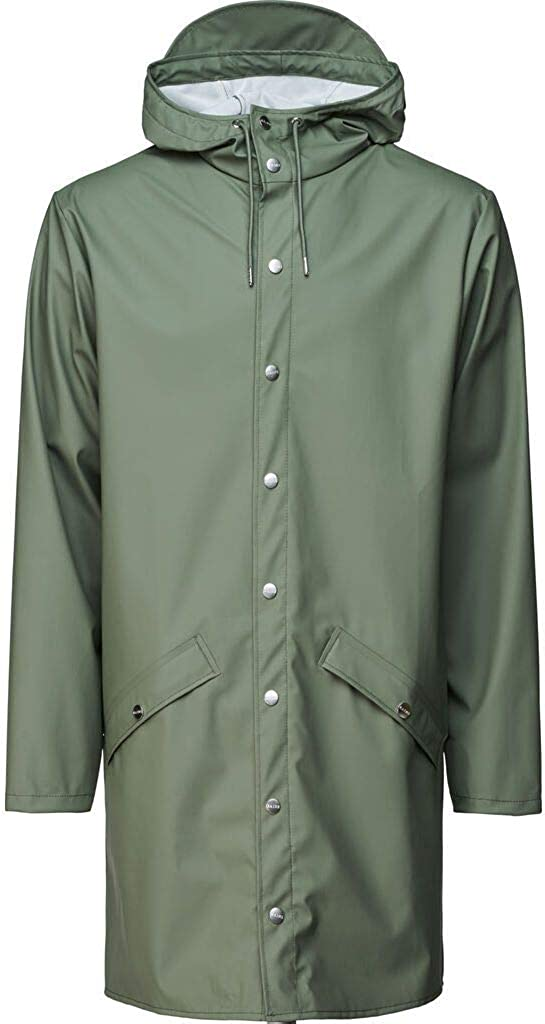 Under blast sales 5 ☆ popular RAINS Waterproof Long Jacket