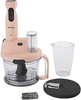 Arcelik RHB 3910 P Hand Blender Grater,Stainless Steel, Anti-Slip, Grinder, Hand Mixer,Hand Blenders for Kitchen
