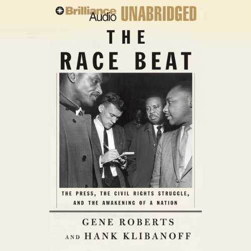 The Race Beat cover art