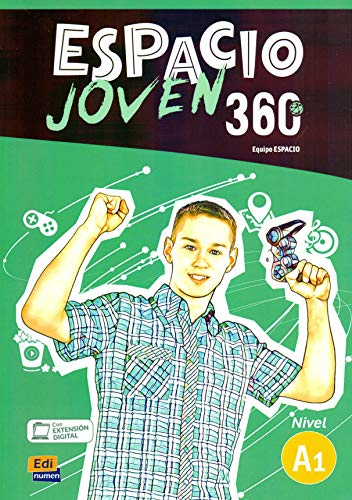 Espacio Joven 360 A1 - Libro del Alumno