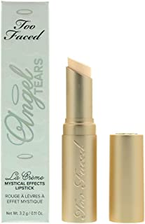 Too Faced La Creme Mystical Effects Lipstick - Life's A Festival Collection in Angel Tears 0.11 oz
