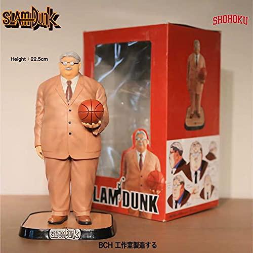 スラムダンク 安西先生 フィギュア slam dunk 海外限定