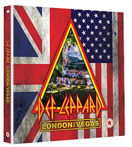 Def Leppard - London to Vegas  (+ 4 CDs) [2 DVDs]